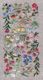 Floral stitches Pattern