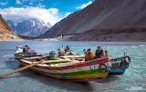 Attabad Lake Pakistan
