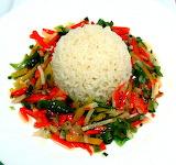 Arròs Salat - Salted Rice