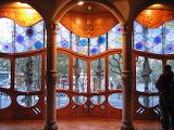 Casa Batllo Interior, Barcelona, Catalunya