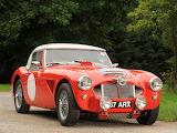 Austin Healey 3000 Rally Car