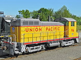 Union Pacific SW10 switcher