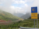 Somport Pass Pyrenees
