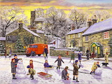 Christmas Holidays - Trevor Mitchell