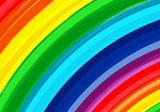 Colours-colorful-rainbow-curved lines