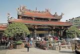 Taiwan,Taipei,Le Temple Longshan
