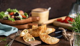 Empanadas de queso y verduras