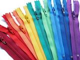 ^ Zippers