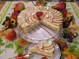 ^ Apple cake