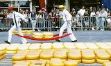 Netherlands, Alkmaar, Cheese market