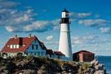 Portland Head Light, Fort Williams Park, Cape Elizabeth, Maine