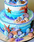 Under the sea cake @ Cake Devils