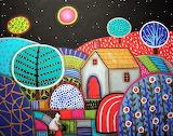 Whimsical Art by Karla Gerard