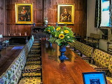 Hever Castle - Dining Room