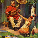 Hires Rootbeer ~ vintage ad art