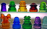 AntiqueGlassInsulators