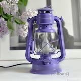 Farol violeta