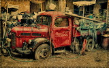 Old Coca-Cola Truck