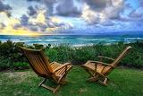 chaises-front de mer