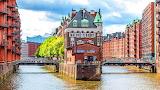 Moated Castle, Hamburg