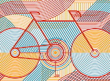 Bicycle Pattern