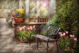 spring-bench-a-place-to-retire-mike-savad