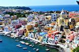 Island of Procida One of Many Flegrean Islands Italy