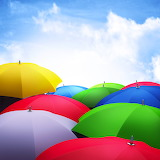 Colorful Umbrellas...