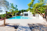 luxury moroccan style villa and pool ibiza