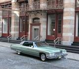 1973 Cadillac Sedan deVille 1