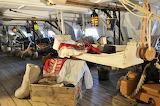 HMS Victory Sleeping Arrangements