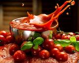 Salsa de tomates