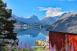 Fjord Norway - Photo id-5537927 Pixabay by MichaeloDesign