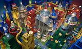 Primary City