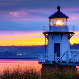 ~Lighthouse Sunset~
