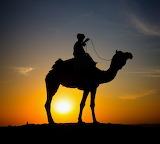 Sunset - Thar desert
