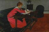 Misia à son bureau, 1897, FV