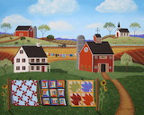 Country Quilts 2 - Mary Charles