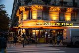 Francia , esquina de cafe