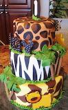#Jungle Cake