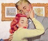 For Keeps~ Vintage art love