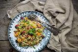 Amanida d'arròs - Rice salad