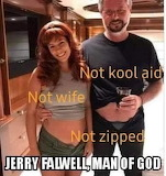 Jerry Falwell, Man of God, Partying
