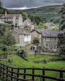 ^ Castleton in the Peak District, England