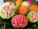 ThaiFruitCarving