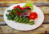 healthy food-salad