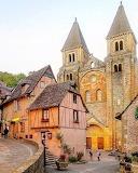 Conques, France1