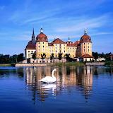 Moritzburg Castle, Dresden, Germany...