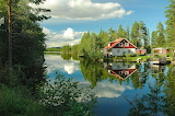 Home in Sweden - Photo by Olaf Mastenbroek from Pixabay