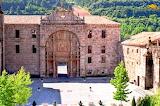 Millian de la Cogolla Monastery Square